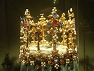 The oldest extant English crown, originally owned by Anne ...