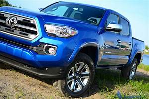 2016 Toyota Tacoma 4 U00d74 Limited Double Cab Review  U0026 Test