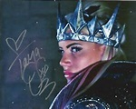 Taya Valkyrie autographed 8x10 #5 Free Shipping Lucha TNA ...