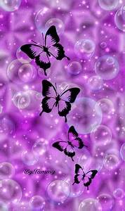 15 Top Neon Pink Butterfly Wallpaper For Pinterest