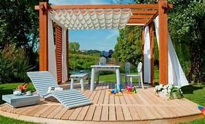 Construire Une Pergola En Bois : construire sa pergola en bois ~ Premium-room.com Idées de Décoration