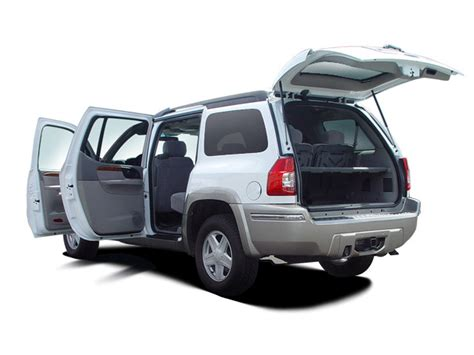 2006 isuzu ascender reviews and rating motor trend