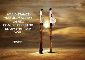 Spiritual Quotes Love Rumi. QuotesGram