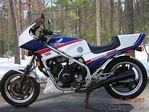 Honda Vf 750 : bikepics 1985 honda vf 750 interceptor ~ Melissatoandfro.com Idées de Décoration
