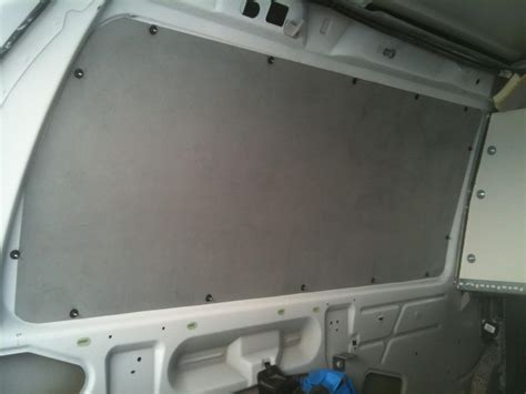 Insulated Window Curtain Liner by Share Your Project Moto Van Pictures Here South Bay Riders