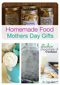 Homemade Mothers Day Gifts | The Taylor House