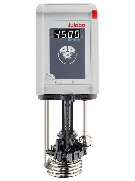 recirculating range corio cd heating immersion circulator julabo gmbh