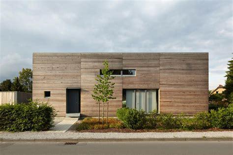 Moderne Häuser Mit Holz by Holz Fassade Suche Architektur Holzbau