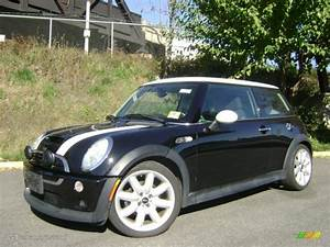 Mini Cooper 2003 : 2003 jet black mini cooper s hardtop 39667031 car color galleries ~ Farleysfitness.com Idées de Décoration