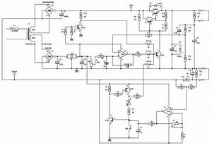 Diy Battery Charger Schematic  Diy  Free Engine Image For
