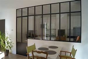 Verriere Interieure Metallique : menuiserie acier verri re fa ade vitr e porte coupe ~ Premium-room.com Idées de Décoration