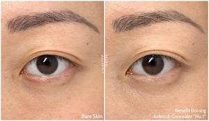 Almay Smart Shade Light Benefit Cosmetics Boi Ing Airbrush Concealer Review And