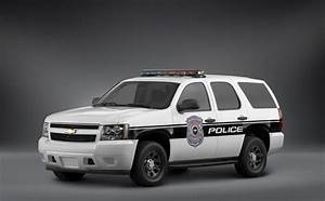 2007 Chevrolet Police Tahoe Review