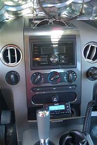 Pioneer Double Din Installed