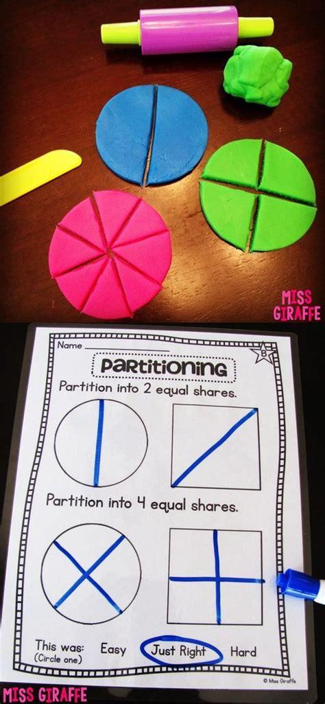 fractions   grade geometry  grade activities
