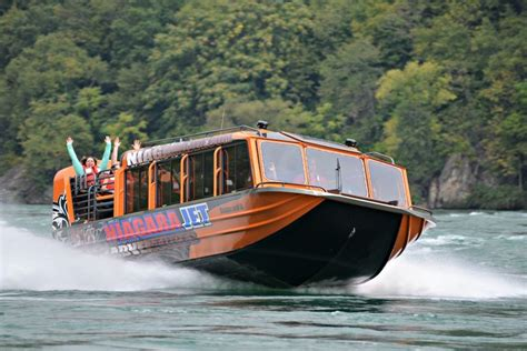 Whitewater Jet Boat by Niagara River Exciting White Water Jet Boat Adventure