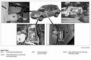 Mercede Glk350 Fuse Box