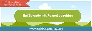 Rechnung Mit Paypal Bezahlen : geht das bei zalando mit paypal bezahlen ~ Themetempest.com Abrechnung