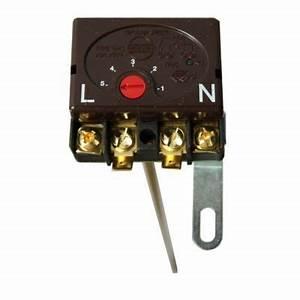 Thermostat Ballon D Eau Chaude : thermostat pour chauffe eau st atite 150 200 l castorama ~ Premium-room.com Idées de Décoration