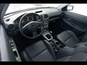 2012 Subaru Impreza Wrx Sti Interior