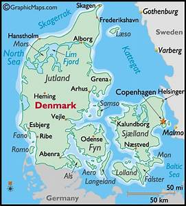 Denmark is made up of the mainland -- consisting Jutland ...