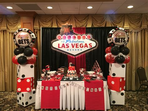 dessert table bombomcelebrationcreations vegas casino