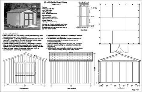 shedplan complete shed plans free 12x12 144