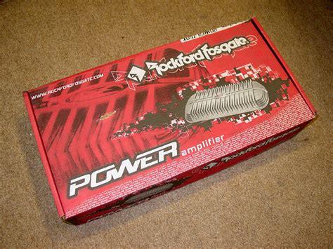 Rockford Fosgate Power 750X