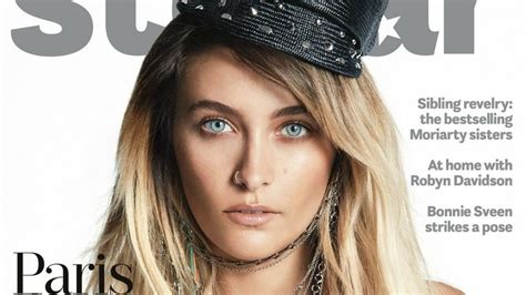 """Paris Jackson Networkparis-jackson.netParis Jackson is outraged about those tabloid reports about her mental health and says she does not have the same level of patience to deal with media... [My cousin] Taj [Jackson] is doing a perfect job on his own. and i support him. But that's not my role. Read moreParis Jackson is outraged about those tabloid reports about her mental health and says she does not have the same level of patience to deal with media attention as her late father Michael Jackson, who is the subject of a disturbing and controversial new documentary that she adds is not her """"role"""" to speak out about. In January, E! News learned that Paris, 20, had checked into a treatment facility to """"take some time off to reboot, realign and prioritize her physical and emotional health.""""... [My cousin] Taj [Jackson] is doing a perfect job on his own. and i support him. But that's not my role. Hide(document.querySelector("""