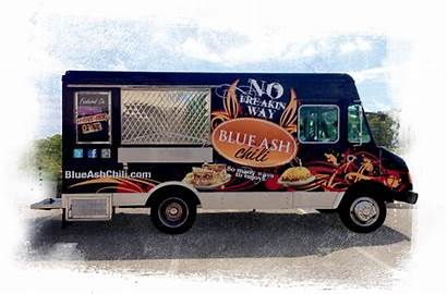 Truck Chili Ash Foodtruck Track Catered Buffets
