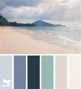 StylishBeachHome com: Coastal Paint Colors: Land and Sand