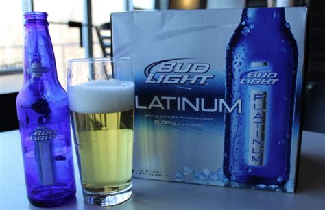 bud light platinum taste bud light platinum journal