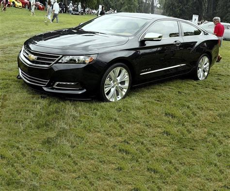 2018 Chevy Impala Ss New Review