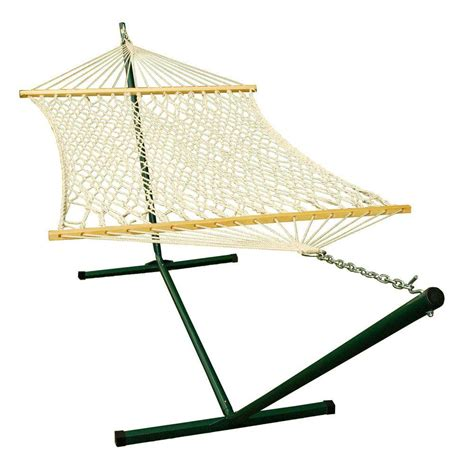 12 foot hammock stand algoma 11 ft rope hammock and 12 ft steel stand