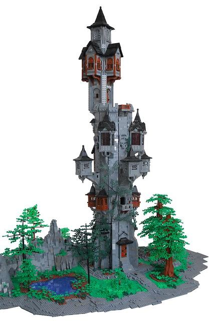 towering   forest  brothers brick  brothers brick