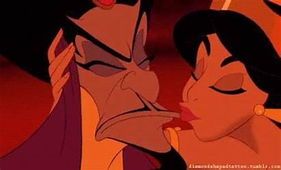Princess Disney Jasmine Kiss Villain Link Popsugar