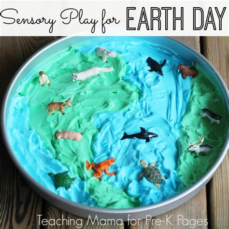 sensory play activity for earth day pre k pages 726 | Sensory Play for Earth Day