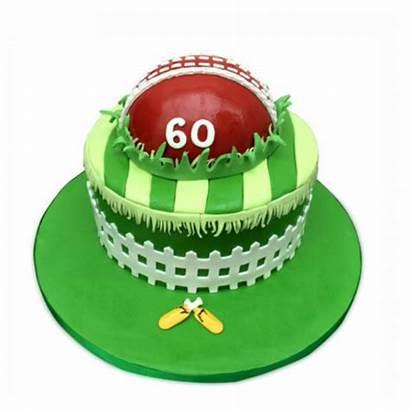Cricket Cake Ground Cakes Birthday India Him