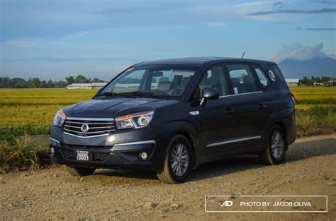 Review 2017 Ssangyong Rodius Ex Autodeal