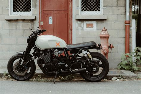 Modification Motor Yamaha by Yamaha Xjr1300 Custom By Modification