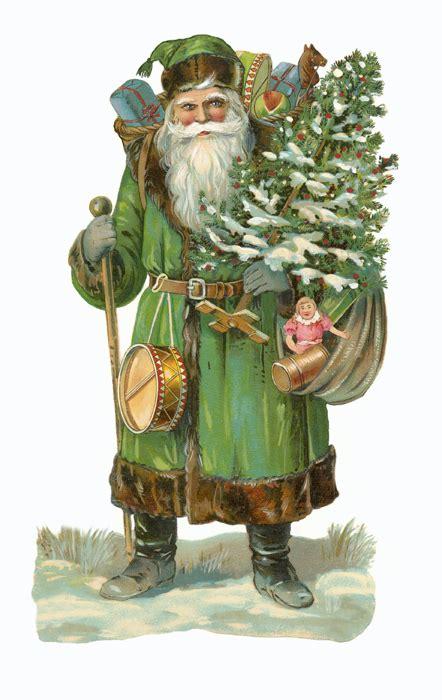 santa green suit tree drum tom s eye view blog