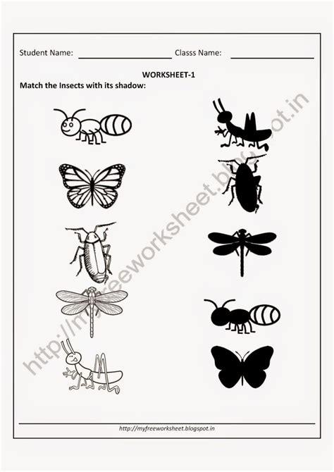 nursery preschool worksheet matching worksheets  kids