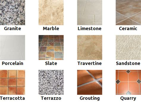 floor tiles floor what is the best type of kitchen floor