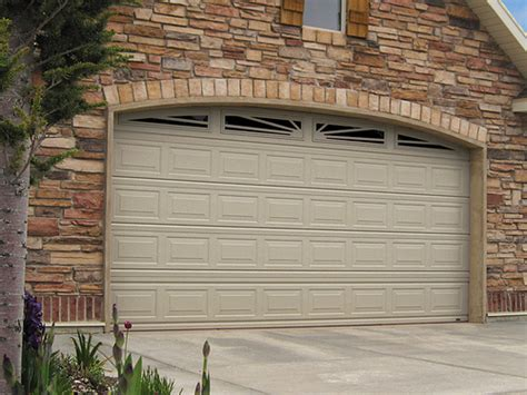 vinyl garage doors vinyl garage doors rc garage door repair