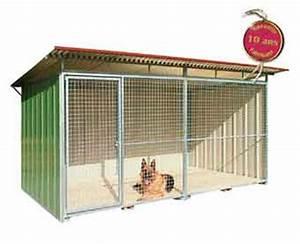 Chenil Extérieur Pour Chien : chenil chien vente de chenil pour chien chenil en kit chenil barreaux ~ Melissatoandfro.com Idées de Décoration