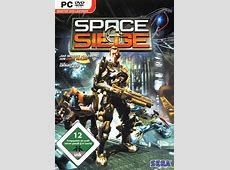 Space Siege 2008 Windows box cover art MobyGames