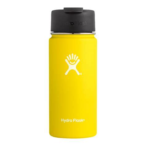 Hydro flask 12 oz kids wide mouth bottle. Hydro Flask 16 oz Coffee Flask with Hydro Flip Lid - Lemon   Sport Chek