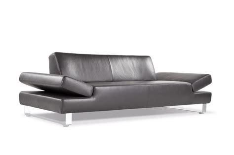 canape profond canap 233 profond longrun en cuir design 3 places