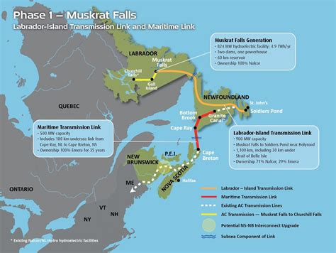 Project Overview   Nalcor Energy – Lower Churchill Project