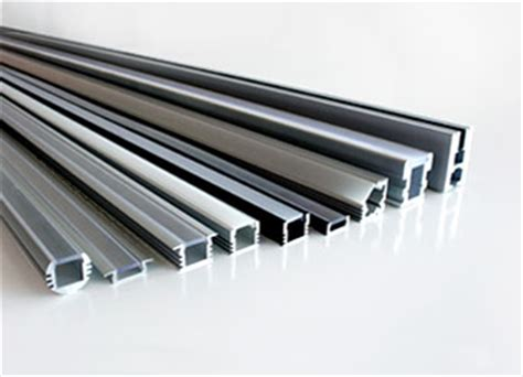 led striplights offers array of led profiles